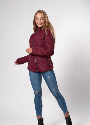 Женская демисезонная куртка. Код модели К-145-37-20