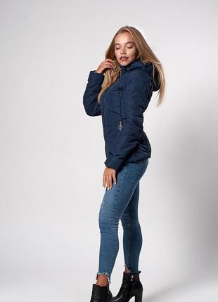 Большие размеры!!!Женская демисезонная куртка. Код модели К-145-3