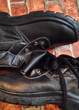 Ботинки рабочие валтекс 83-1257 44 р (29 см).новые.