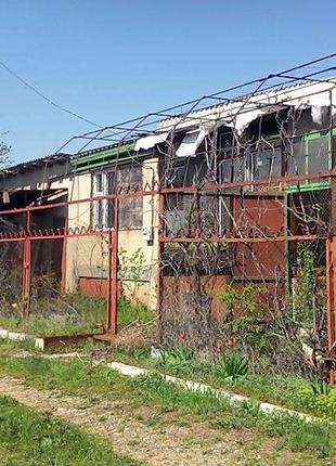 Дом-дачу с.Малое. Одесская область с видом на лиман прод