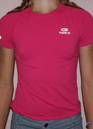 Спортивная футболка kalenji