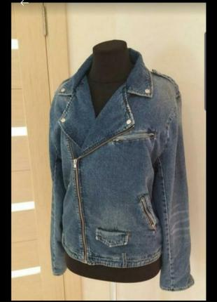 Zara,куртка, джинс 50-52