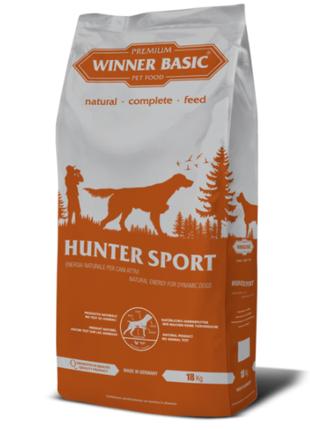 WINNER PLUS - Сухий корм для активних собак (18 кг)
