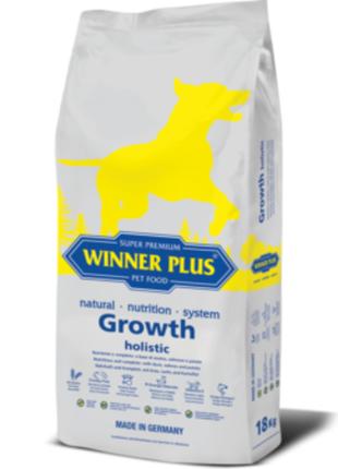 WINNER PLUS - Сухий дієтичний корм для цуценят (18 кг)