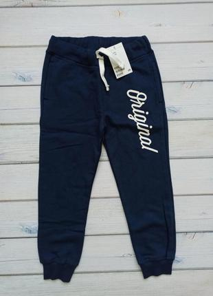 Новые спортивные штаны , джогеры h&m 4/5 лет