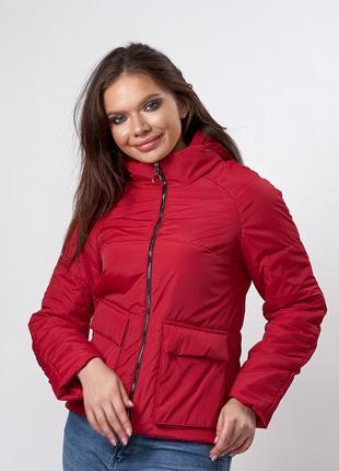 Много цветов!!! Женская молодежная демисезонная куртка. Код модел
