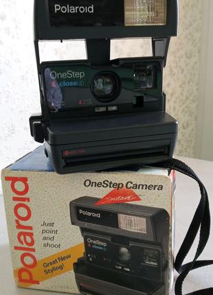 фотоапарат  Polaroid