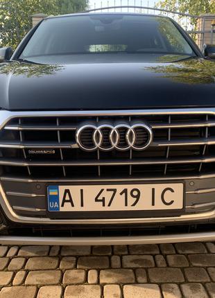 Audi Q5 quattro ultra