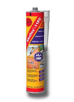 Универсальный полиуретановый клей-герметик Sikaflex®-11FC+