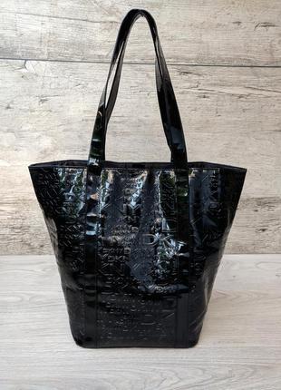Donna karan сумка шоппер / пляжная /100% оригинал dkny большая...
