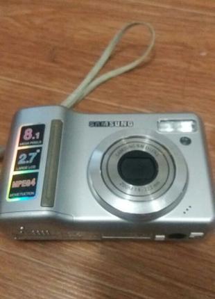 Фотоаппарат самсунг  s830