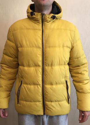 Мужская куртка на осень, на зиму, демисизон Angelo Litrico