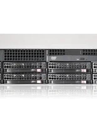 Сервер SuperChassis 825TQ-R740LPB(Xeon® E5-2650/DDR3 32Gb/4x600Gb
