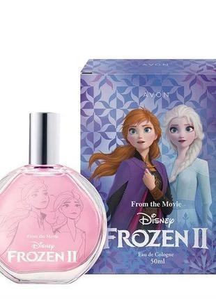 Детская туалетная вода AVON «Сладкая фантазия» Frozen II - Холодн