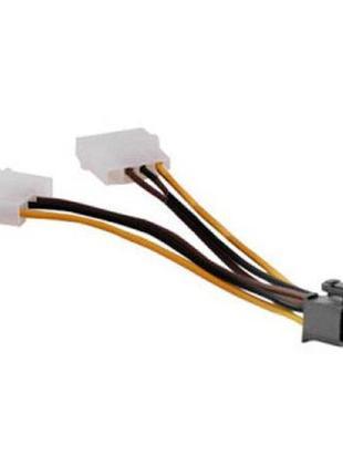Переходник  Molex SATA и Кабель питание для видеокарты molex - 6p