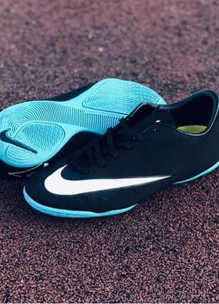 Оригинальные Футзалки Nike Mercurial Victory V CR7 35р.Бампы Найк