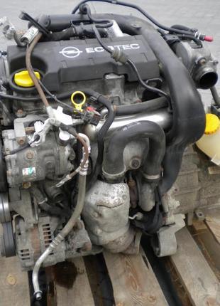 Двигатель Opel Astra J H Opel Zafira B 1.7CDTI A17DTR A17DTJ Z17D