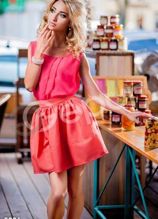 Красная кофточка блузка Gepur