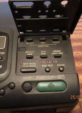 Телефон Факс Автоответчик Panasonic