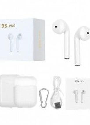 Наушники apple AIRPODS I9S