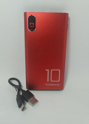 Power Bank Gelius Pro Coolmini GP PB10-005m 1000mAh Red