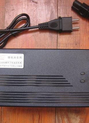 Зарядное LiFePo4 29,2v 10a электроскутер, электровелосипед мот...