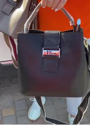 Женская сумка на плечо в расцветках