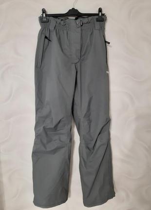 Reima tec теплые лыжные брюки штаны полукомбинезон