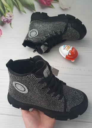 Крутезні черевички для дівчаток
