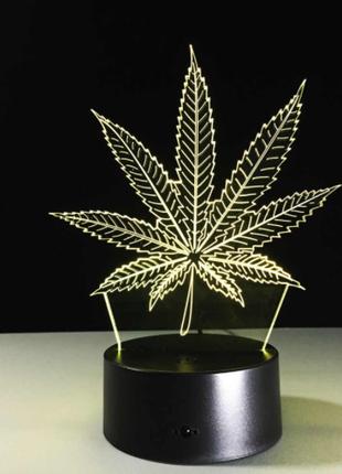 Ночник марихуана