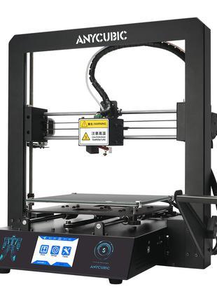 i3 Mega-S от Anycubic, 3D принтер в наличии, новый