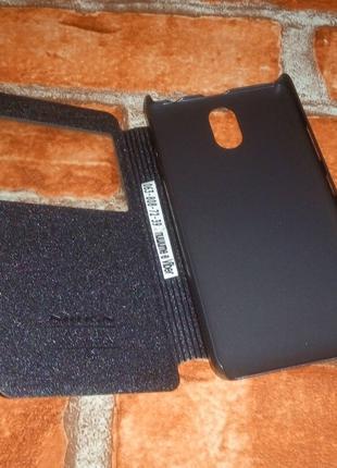 Чехол-Книжка Nillkin Sparkle для Lenovo Vibe P1M