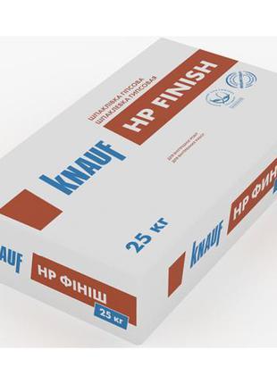 Knauf Шпатлевка фин HP (25кг) (40шт*пал.)