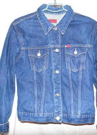 Куртка джинсовая новая lee cooper оригинал без дефектов размер...