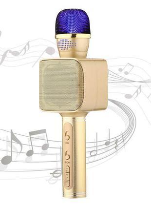 Беспроводной портативный Bluetooth микрофон Magic Karaoke YS-68