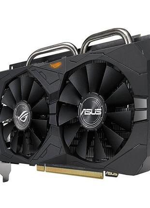 Видеокарта ASUS Radeon RX560 4 GB DDR5 STRIX Gaming