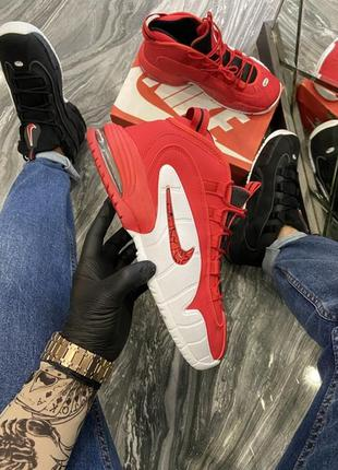 ❤️❤️❤️nike air uptempo red❤️❤️❤️