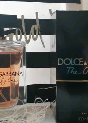 Парфюм   Dolce and Gabbana The only one