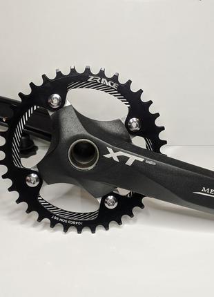 Шатуны XT Meijun Велосипедная Система Звезда NW комплект