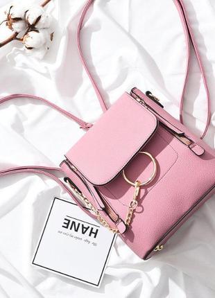 Женский качественный рюкзак сумка