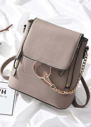 Качественный женский рюкзак сумка