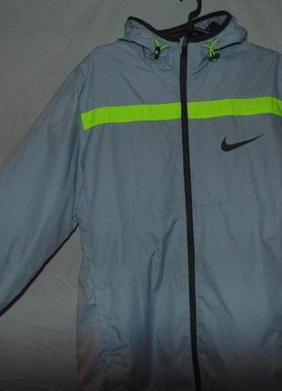 Куртка ветровка олимпийка nike оригинал