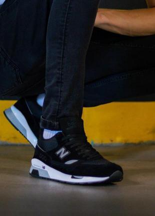 Кроссовки new balance 1500 black