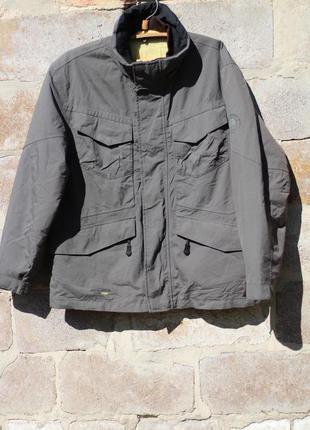 Куртка 3 в 1, ветровка + бомбер+куртка camel active