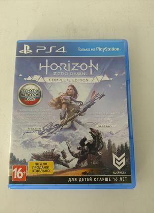 Лицензионный русскоязычный диск Horizon Zero Dawn на Playstation