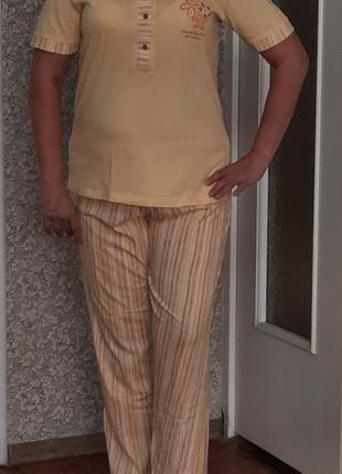 Женская пижамка, Германия, 100 % хлопок