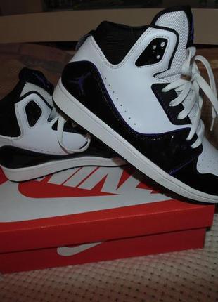 Кроссовки ботинки  nike air jordan 23 оригинал кожа