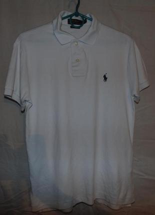 Футболка тениска поло polo ralph lauren оригинал новая