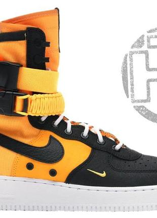 Мужские кроссовки nike air force 1 special field high laser or...