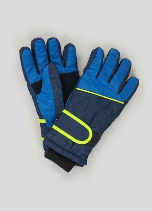 Лыжные перчатки с подкладкой для мальчиков (7-13 лет) от matal...